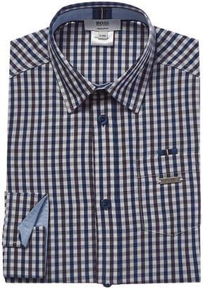 HUGO BOSS Check Dress Shirt