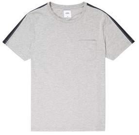 1197b60f Burton Mens Slub T-Shirt With Taping