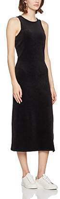 Juicy Couture Black Label Women's Stretch Velour Fitted Tank Dress