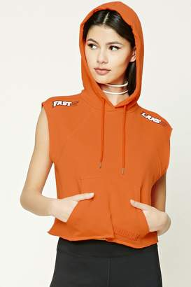 7bebd919e18 Forever 21 Orange Sweats   Hoodies For Women - ShopStyle Canada