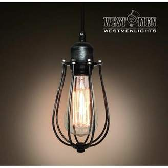 Westmen Lights 1-Light Geometric Pendant Westmen Lights