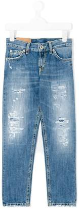 Dondup Kids distressed jeans