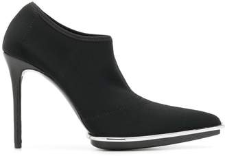 Alexander Wang pointed ankle boots