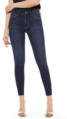 Sam Edelman The Stiletto Raw Hem Ankle Skinny Jeans