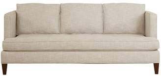 Pottery Barn Harper Upholstered Sofa with Tufted Seat Cushions
