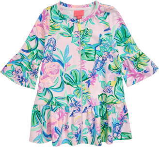 Lilly Pulitzer Sutton UPF 50+ Cover-Up Dress