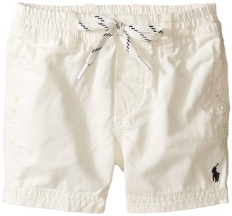 Ralph Lauren Baby - Broken Twill Relaxed Shorts Boy's Shorts $29.50 thestylecure.com