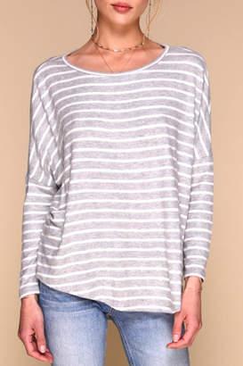 Merritt Charles Tom Striped Sweater