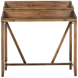 One Kings Lane Elgin Writing Desk - Oak