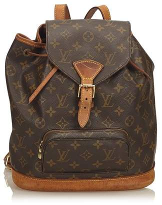 Louis Vuitton Vintage Monogram Montsouris Mm