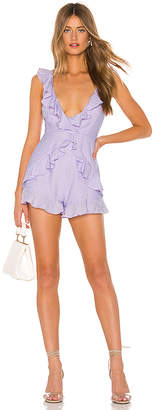 superdown Timmy Ruffle Romper