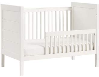 Pottery Barn Kids Emery Toddler Bed Conversion Kit, Simply White