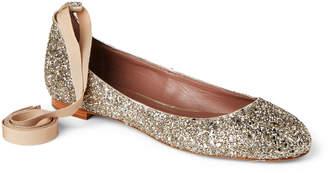 Tabitha Simmons Daria Ankle-Wrap Flats