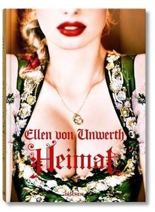 Ellen von Unwerth. Heimat. Signed and numbered edition.