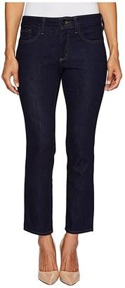 NYDJ Petite Petite Alina Ankle Jeans in Rinse