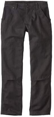 Patagonia Women's Iron Forge Hemp® Canvas Double Knee Pants - Regular