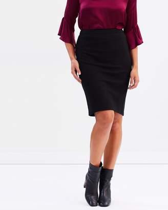 Pull-On Tube Skirt