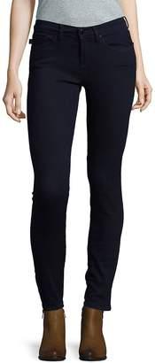 Karl Lagerfeld Paris Women's Faded Skinny-Fit Jeans