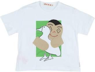 Marni T-shirts - Item 12101977MT