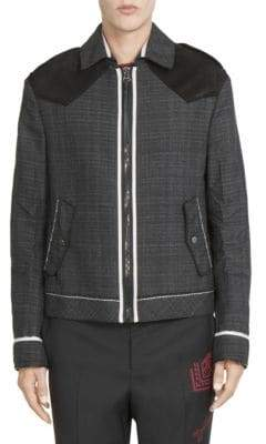 Lanvin Wool Short Jacket