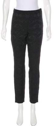 Dolce & Gabbana Patterned Skinny Pants