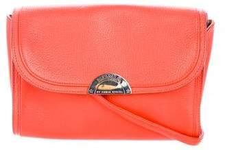 Sonia Rykiel Sonia by Pebbled Leather Shoulder Bag