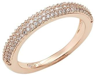 Nadri Stackable Pave CZ Band - Size 8