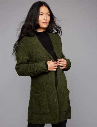 A Pea in the Pod Luxe Essentials Cuffed Maternity Sweater
