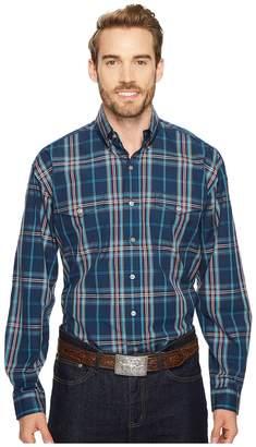 Stetson 1280 Midnight Plaid Men's Clothing