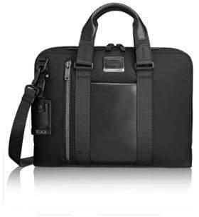 Tumi Aviano Slim Nylon Briefcase