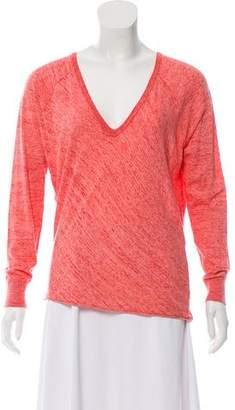 Joie Lightweight Dip-Dye Sweater