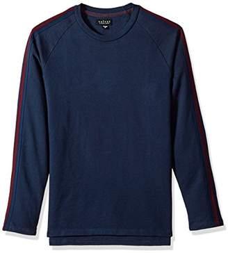 Velvet by Graham & Spencer Men's Trey French Terry Sweater