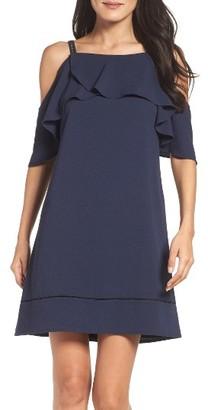 Women's Maggy London Cold Shoulder Dress $128 thestylecure.com
