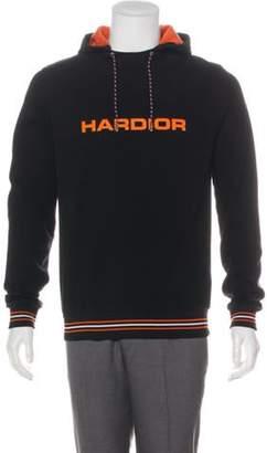 Christian Dior 'Hardior' Hoodie black 'Hardior' Hoodie