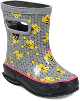 Bogs Skipper Bees Rubber Rain Boot
