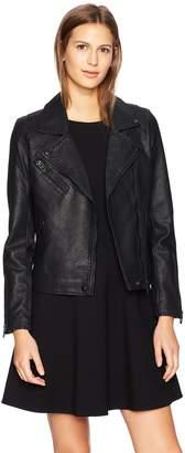 Blank NYC [BLANKNYC] Women's Moto Jacket
