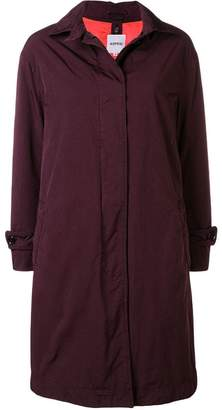 Aspesi buttoned up midi coat