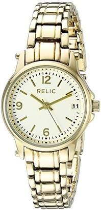 Relic Women's ZR34346 Matilda Analog Display Analog Quartz Gold Watch
