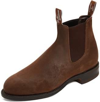 R.M. Williams Flat Heel Boots
