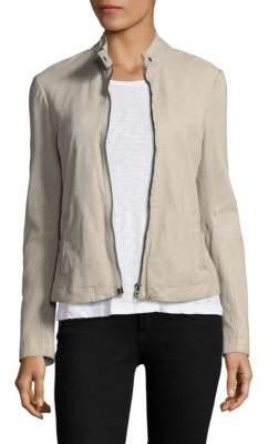 ATM Anthony Thomas Melillo Leather Moto Jacket