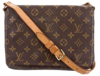Louis Vuitton Monogram Musette Tango Bag