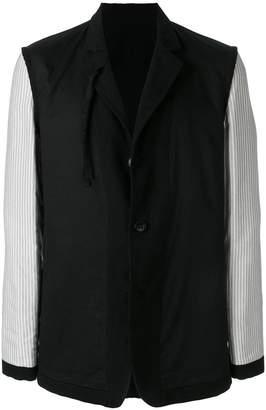 Ann Demeulemeester Grise Albert reversible jacket