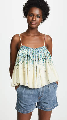 Free People Instant Crush Printed Top