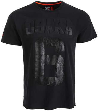 Superdry Men Embossed Osaka T-Shirt