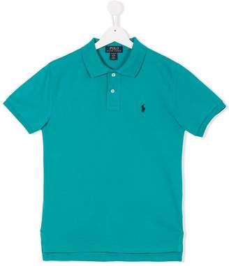Ralph Lauren Kids TEEN short sleeve polo shirt