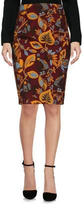 Traffic People Knee length skirts