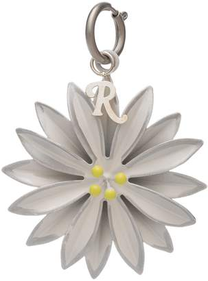 flower keyring charm