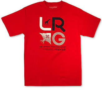 Lrg Men Stacked Icons T-Shirt