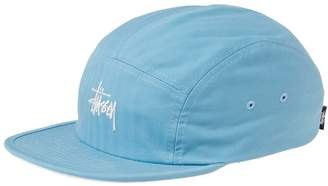 Stussy Stock Herringbone Camp Cap