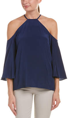 Jay Godfrey Silk Top